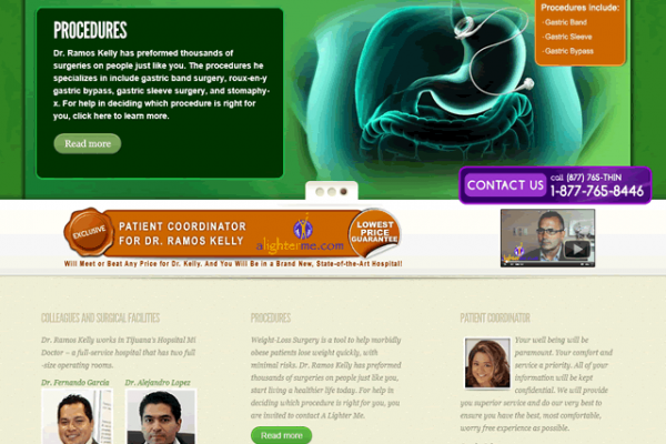 Dr. Ramos Kelly – Bariatric Surgeon